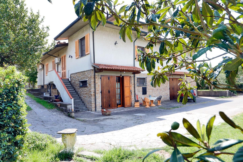 Villetta quadrifamiliare in vendita a Crespina Lorenzana (PI)