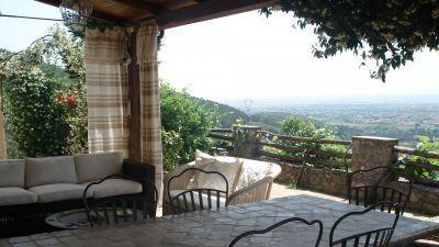 Villa singola in vendita, rif. RUSTICO CON PISCINA IN 998