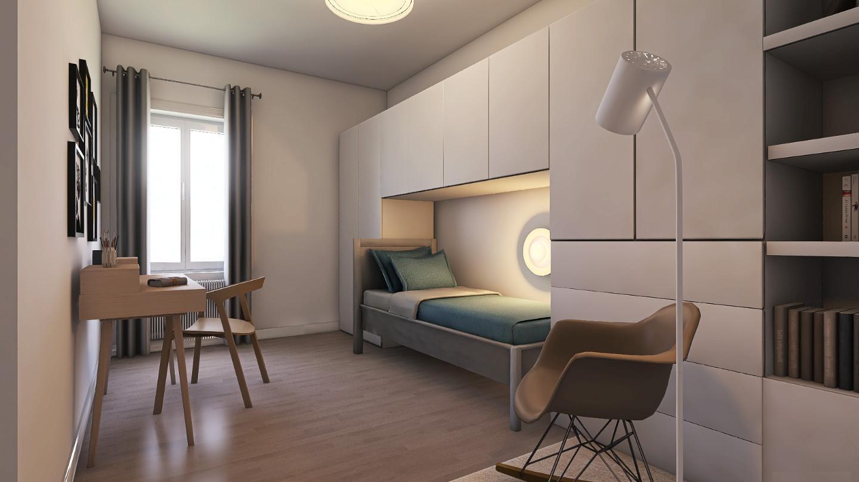 Appartamento in vendita, rif. 351v