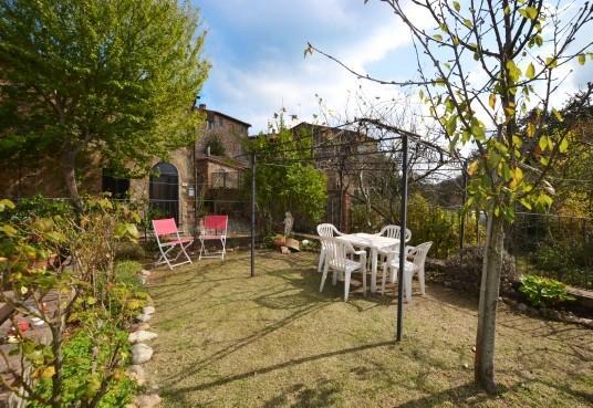 Porzione di casa in vendita - Monticiano