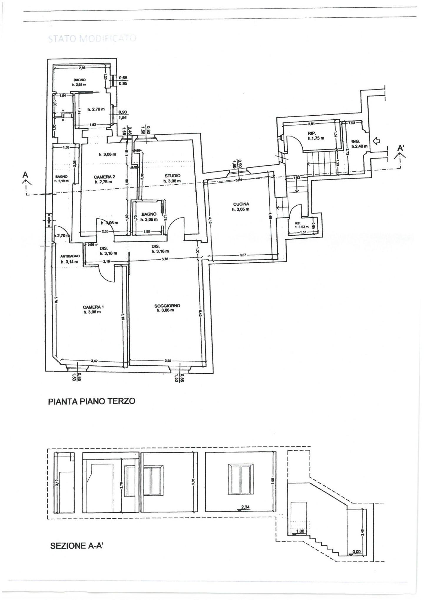 Appartamento in vendita - Centro Storico, Siena