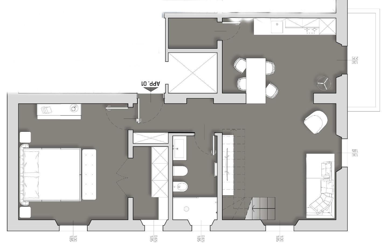 Appartamento in vendita, rif. SB403