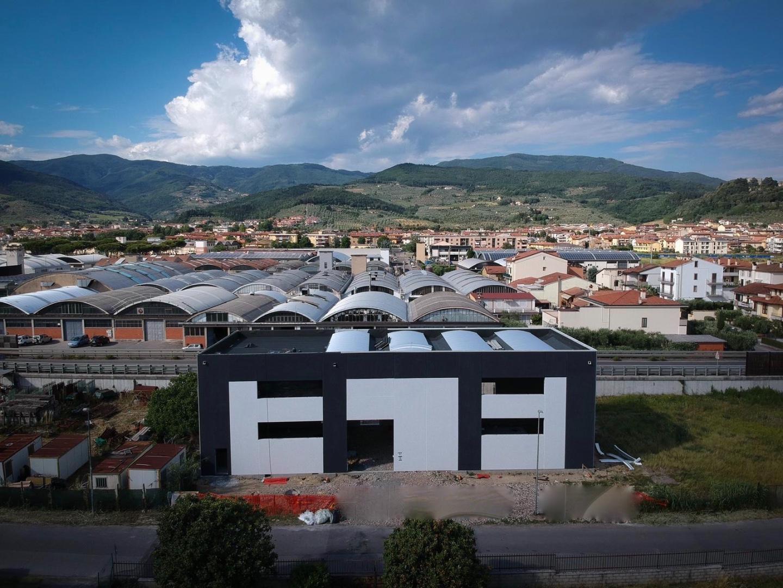 Capannone artigianale in vendita a Montemurlo (PO)