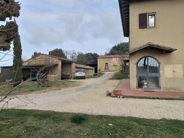 Azienda agricola in vendita a Sovicille (SI)