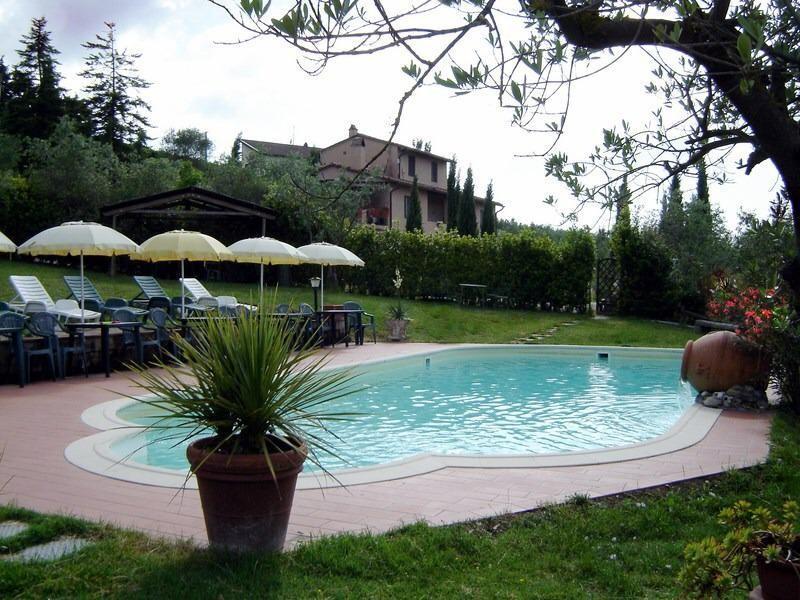 Azienda Agricola in vendita a Montespertoli, 7 locali, prezzo € 850.000 | CambioCasa.it