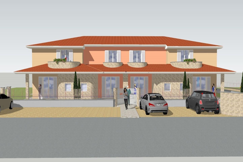 Villetta a schiera in vendita a Porcari (LU)