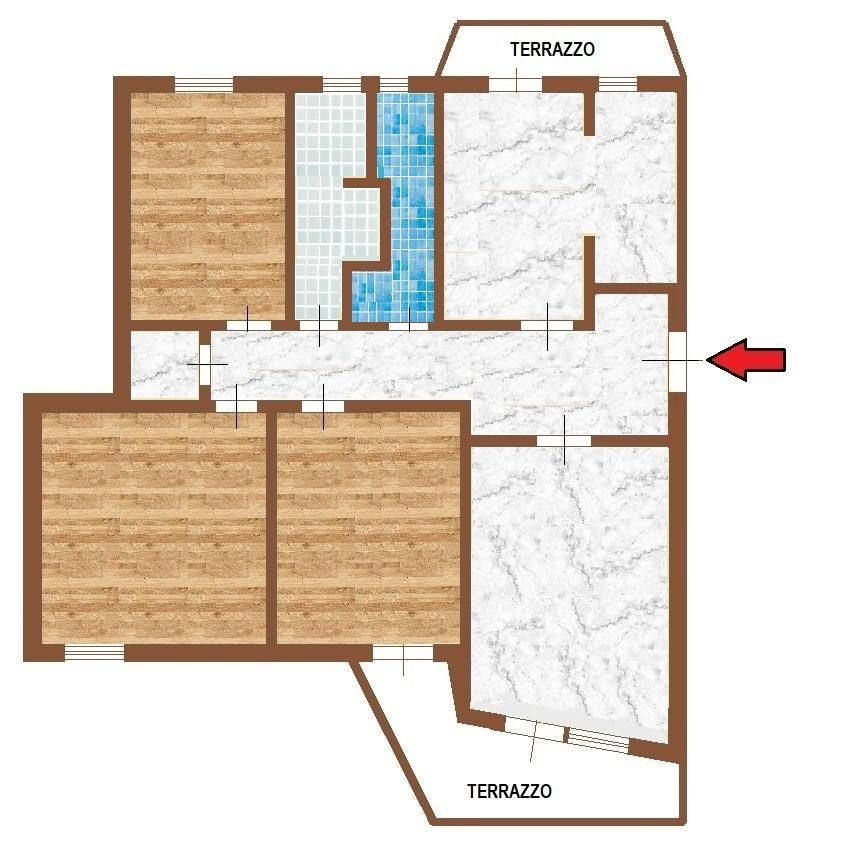 Appartamento in vendita, rif. B/300