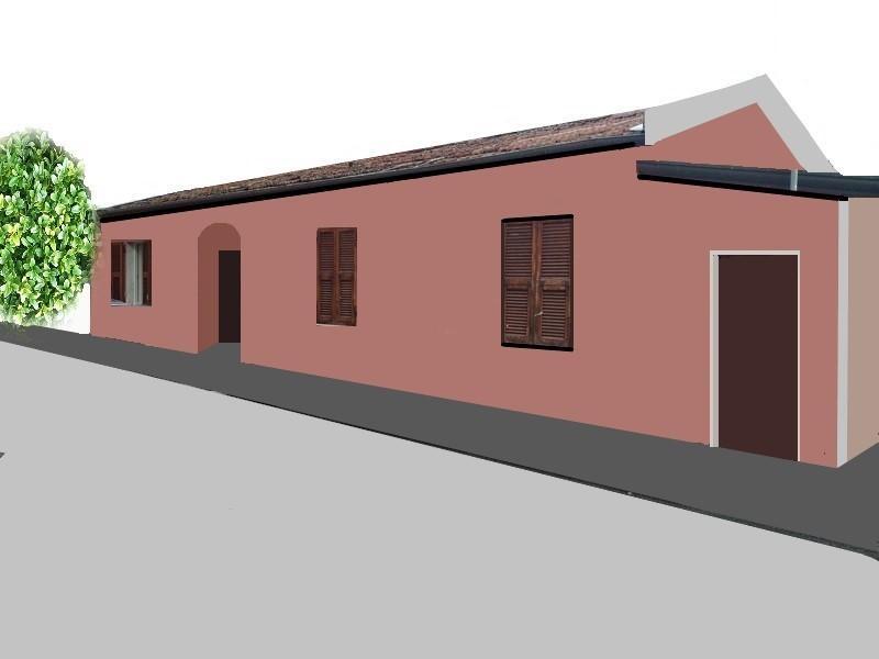 Casa semindipendente in vendita a Carrara (MS)