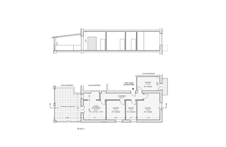Appartamento in vendita, rif. 02359