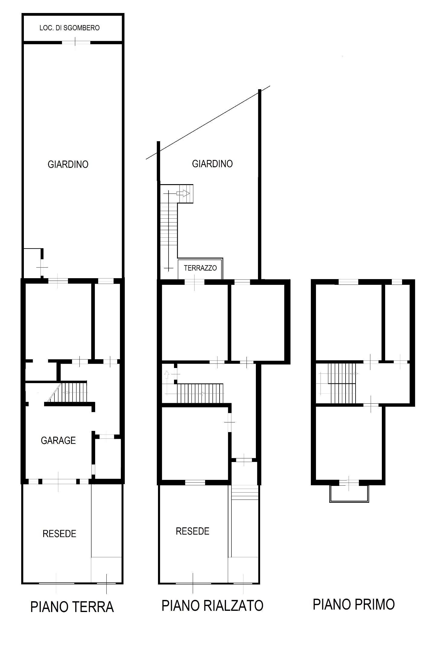 Terratetto in vendita, rif. 20/975