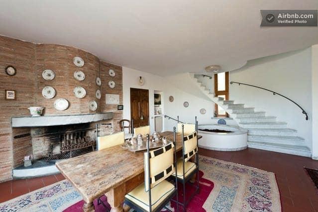 Villa singola in affitto a Carrara (MS)