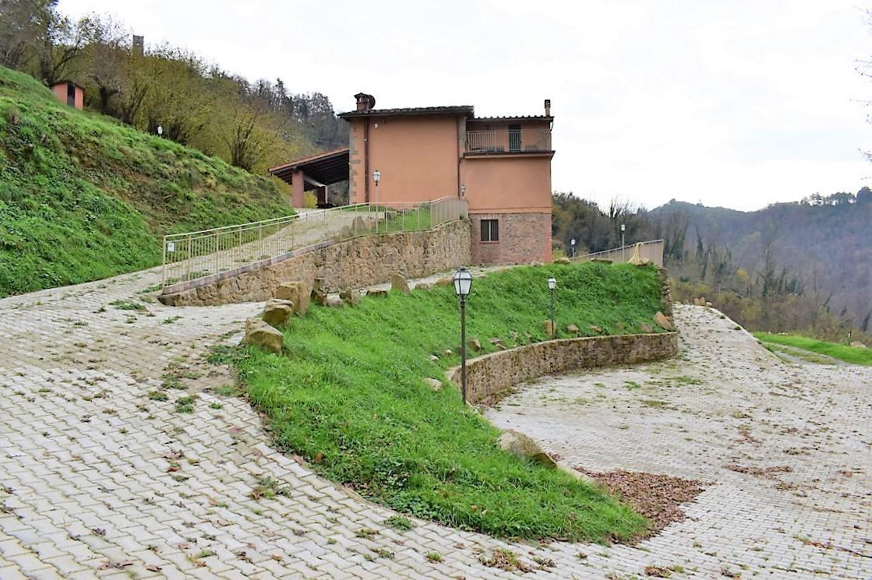 Villa singola - Sorana, Pescia (17/18)