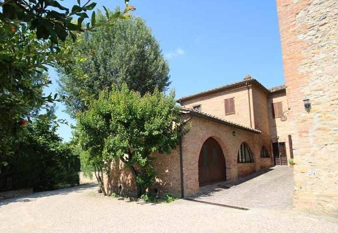 Portion of house for sale in San Rocco A Pilli, Sovicille (SI)