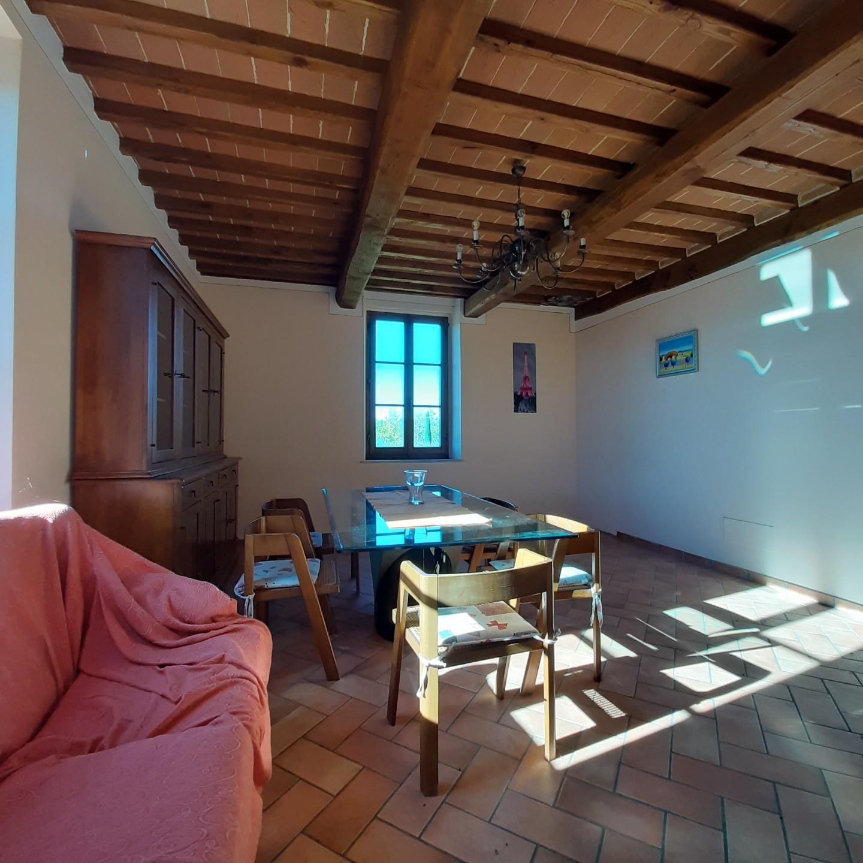 Porzione di casa in vendita a Asciano