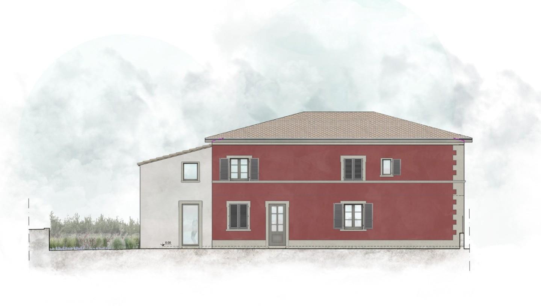 Porzione di casa in vendita, rif. SB417