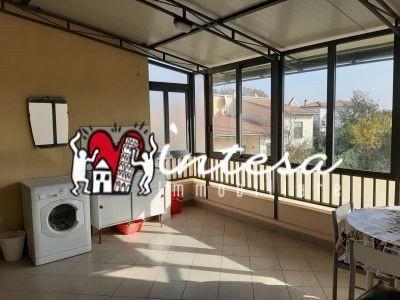 Attico in affitto, rif. 4 vani con terrazza s marco in n