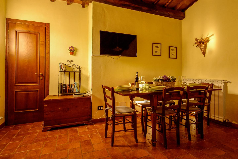 Villa singola in affitto vacanze a Calci (PI)