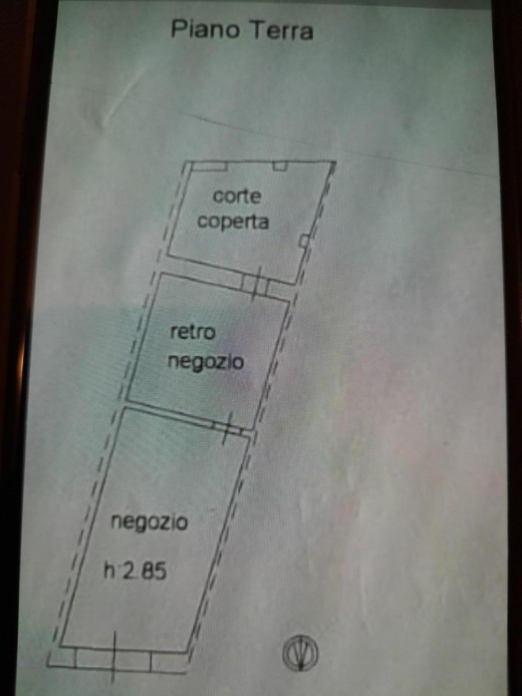 Locale comm.le/Fondo in affitto - Centrale no ZTL, Pistoia