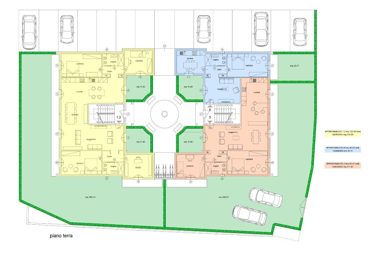 Appartamento in vendita, rif. 3173