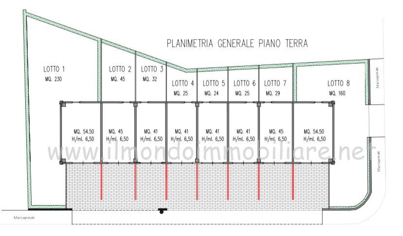 Magazzino in vendita a Rosignano Marittimo (LI)
