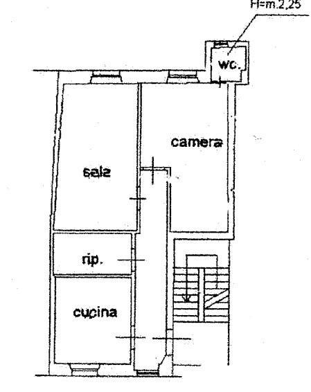 Appartamento in vendita, rif. 02428