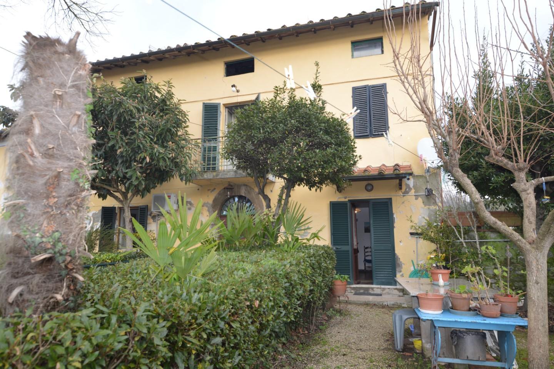 Porzione di casa in vendita a Uzzano (PT)