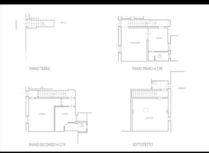 Terratetto in vendita, rif. S634