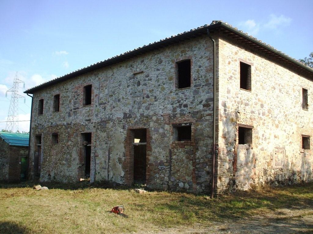 Azienda agricola in vendita a Lajatico