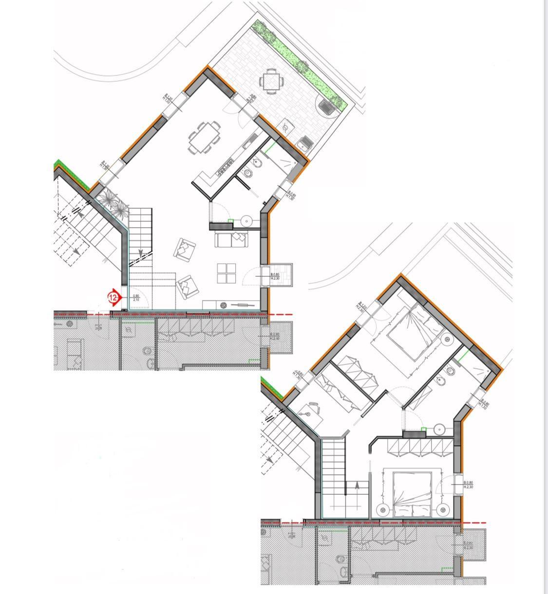 Appartamento in vendita, rif. 208v