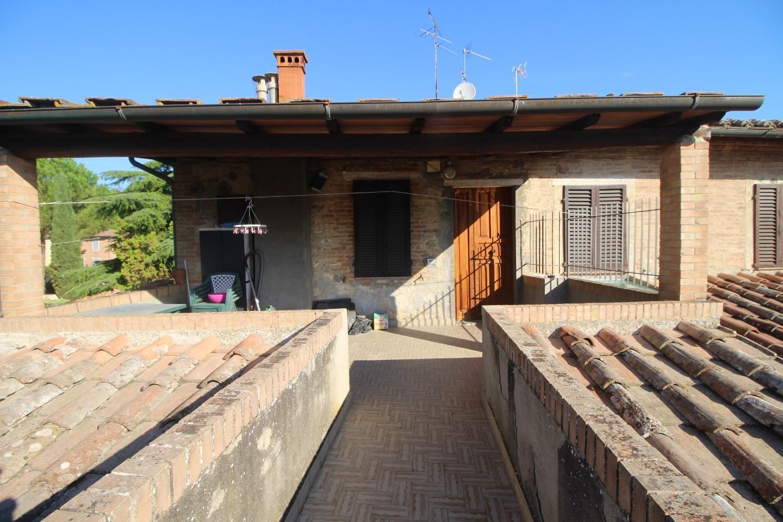 Porzione di casa in vendita a Ruffolo, Siena