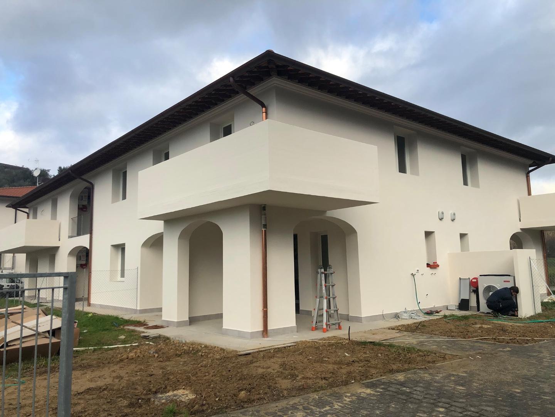 Villetta a schiera angolare in affitto a Lamporecchio (PT)