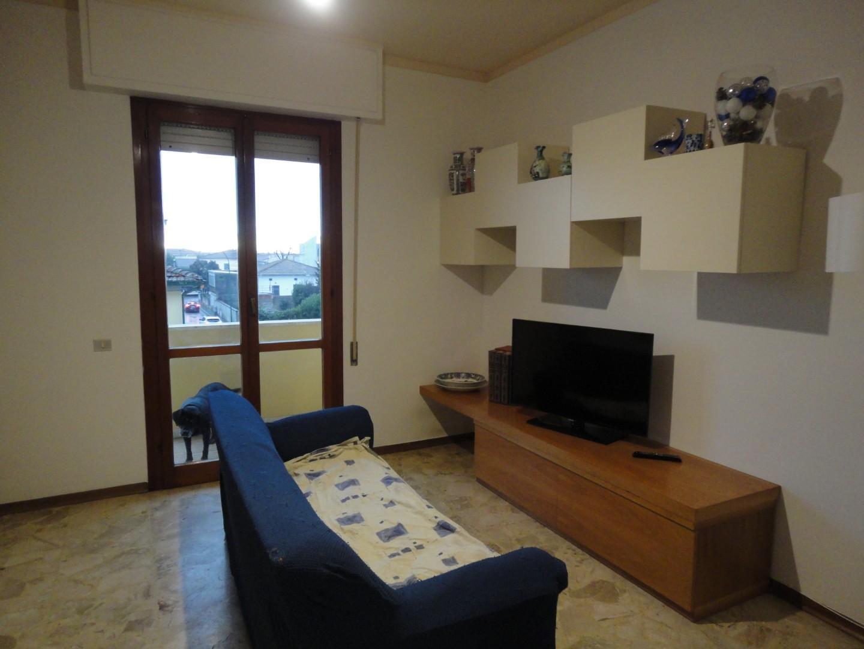 Appartamento in affitto a Ponsacco, 4 locali, prezzo € 550   CambioCasa.it