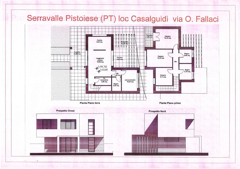 Casa singola in vendita a Serravalle Pistoiese (PT)