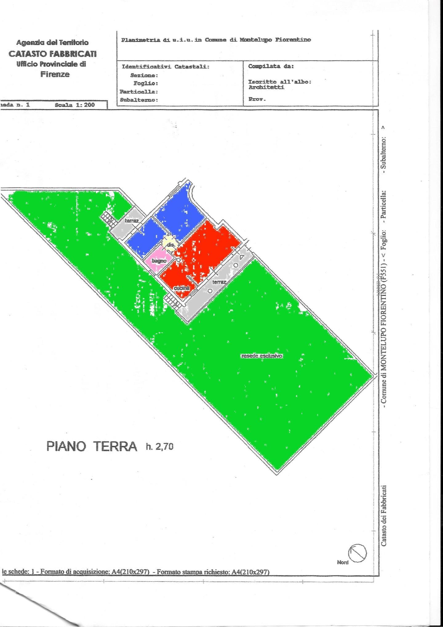 Appartamento in vendita a Montelupo Fiorentino, 4 locali, prezzo € 220.000 | PortaleAgenzieImmobiliari.it