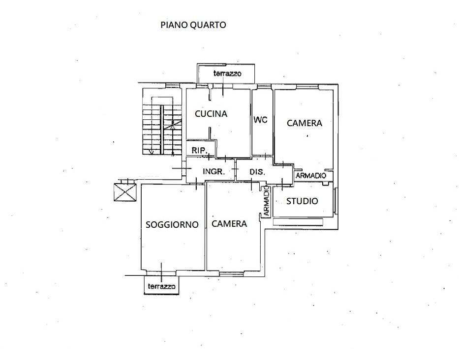 Appartamento in vendita, rif. AP/44