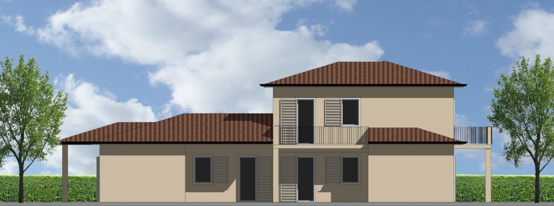 Villetta trifamiliare in vendita, rif. 163