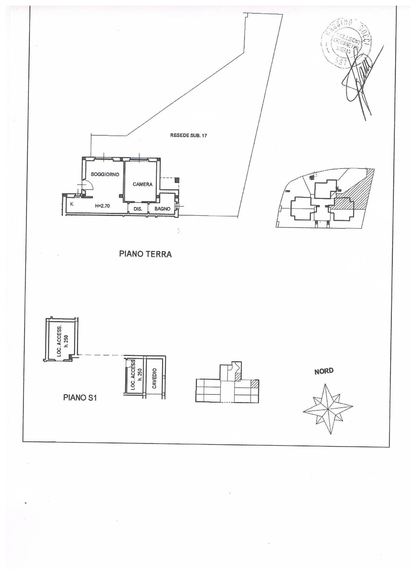 Appartamento in vendita a Murlo, 2 locali, prezzo € 108.000 | PortaleAgenzieImmobiliari.it