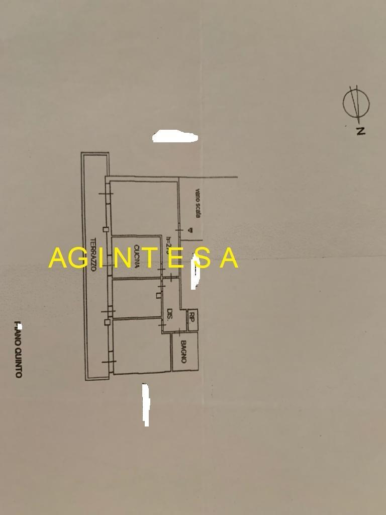 Appartamento in vendita, rif. 4 vani cnr in lc 98