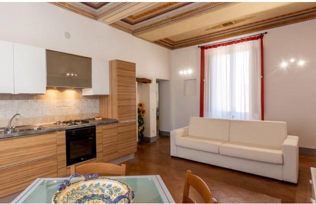 Porzione di casa in vendita a Belcaro, Siena