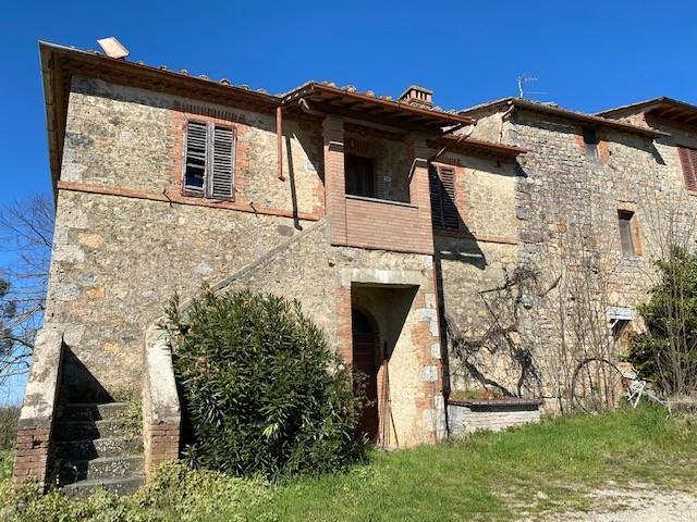 Terratetto in vendita a Monteriggioni (SI)