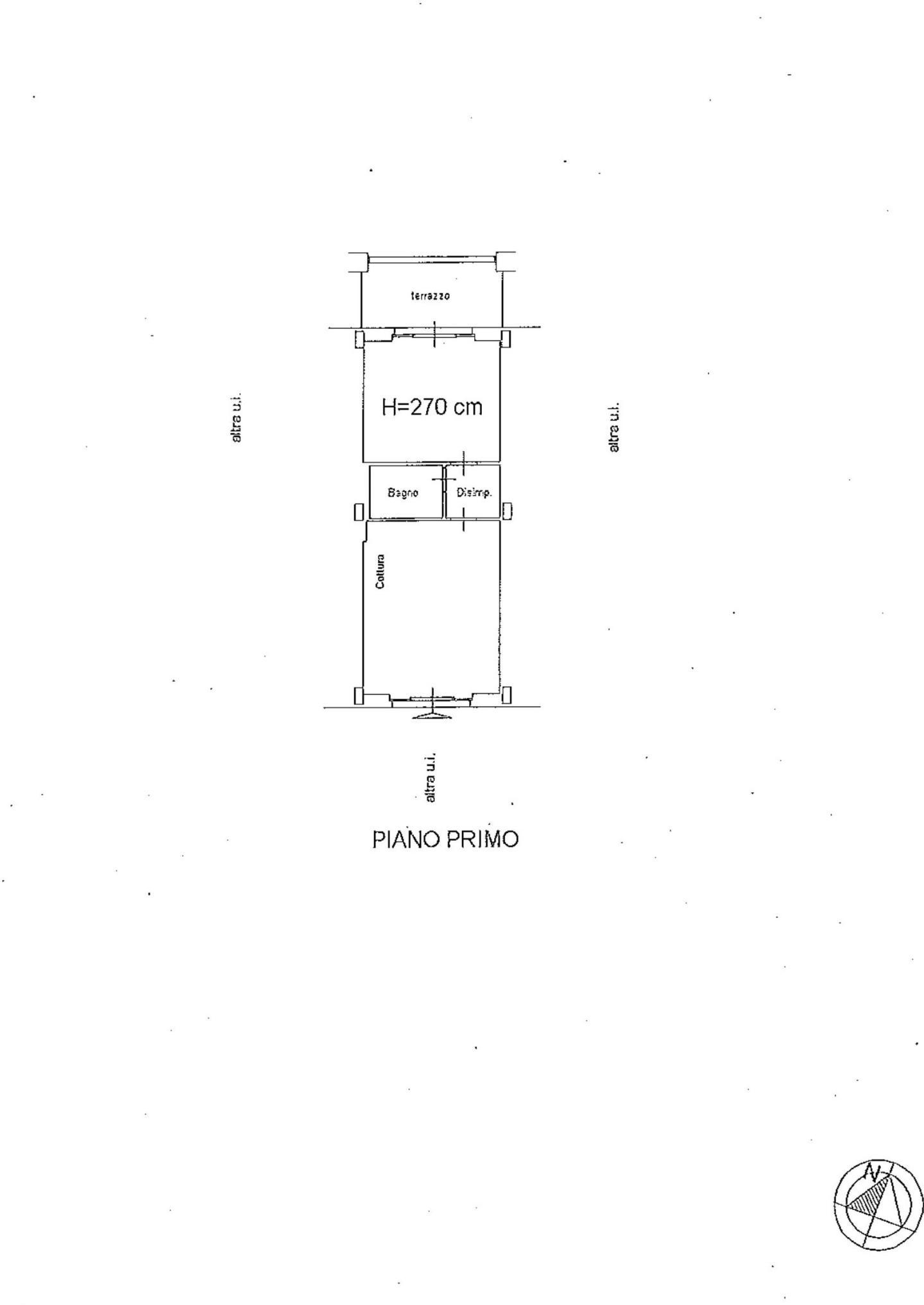 Appartamento in vendita, rif. 3203