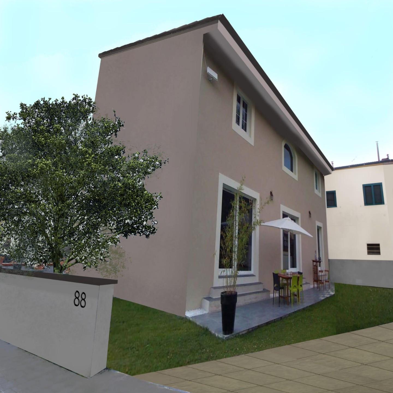 Casa semindipendente in vendita a Fornacette, Calcinaia (PI)