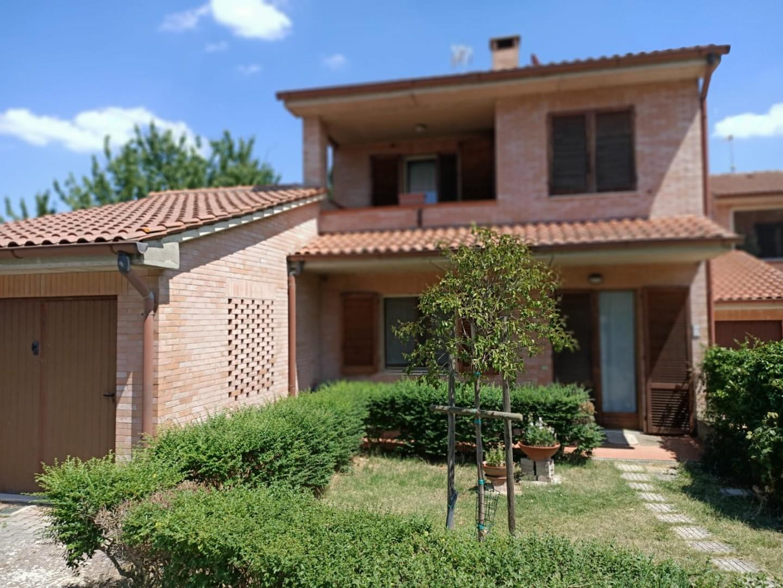 Villetta bifamiliare in vendita a Monteriggioni (SI)