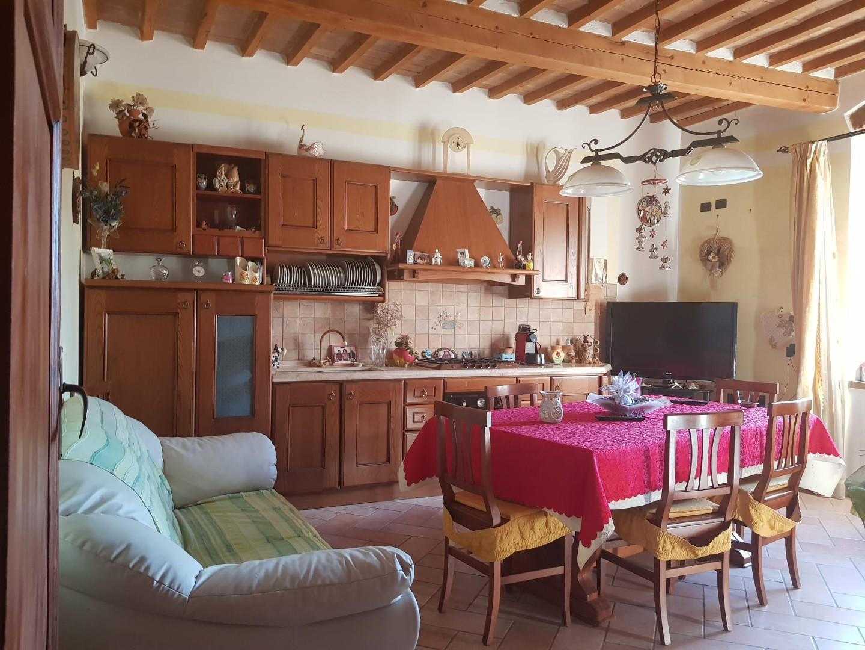 Porzione di casa in vendita a Orciano Pisano (PI)
