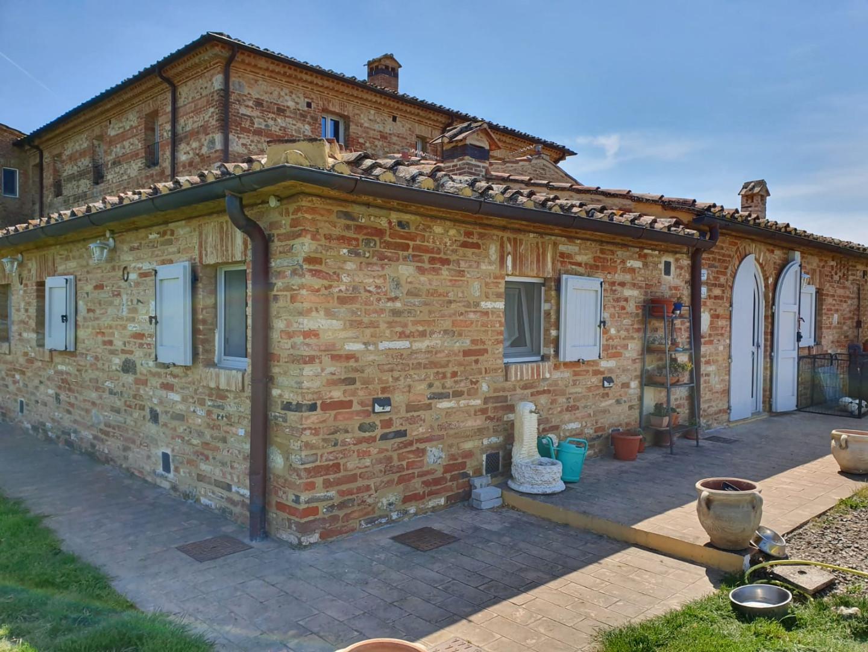 Porzione di casa in vendita a Monteroni d'Arbia (SI)