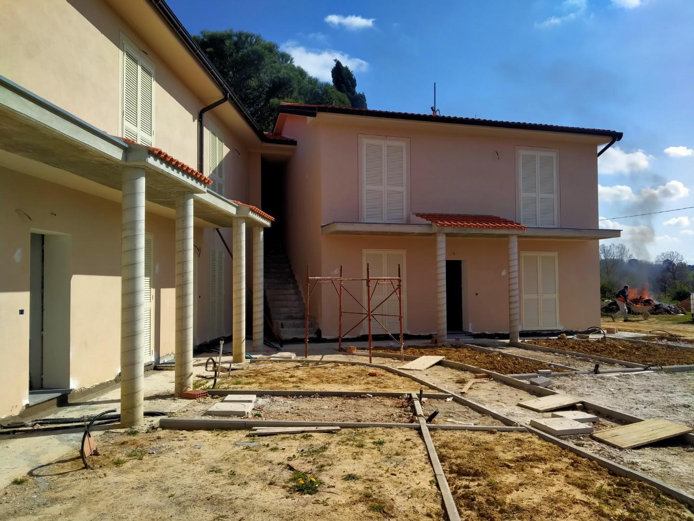 Villetta a schiera angolare in vendita a Casciana Terme Lari (PI)