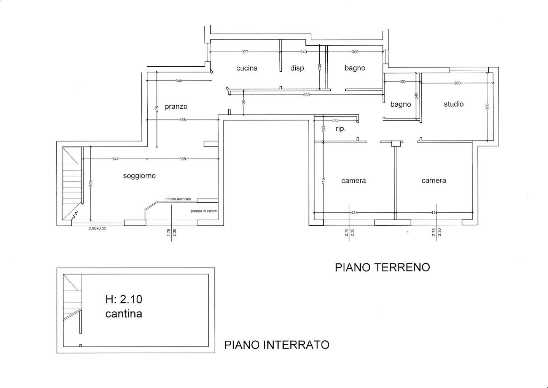 Appartamento in vendita, rif. 524-e