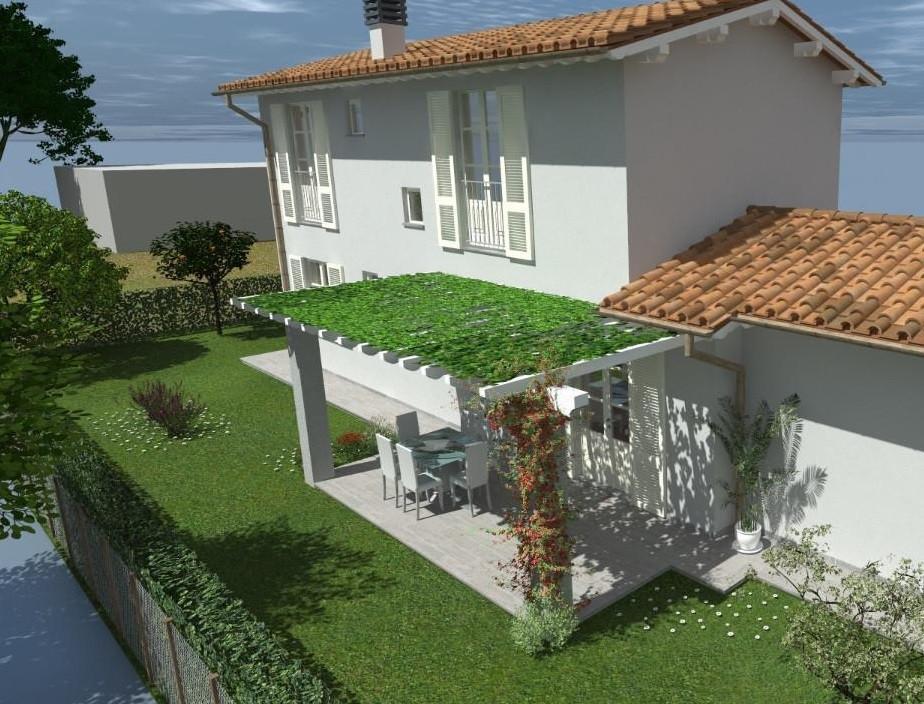 Villa singola a Capannori