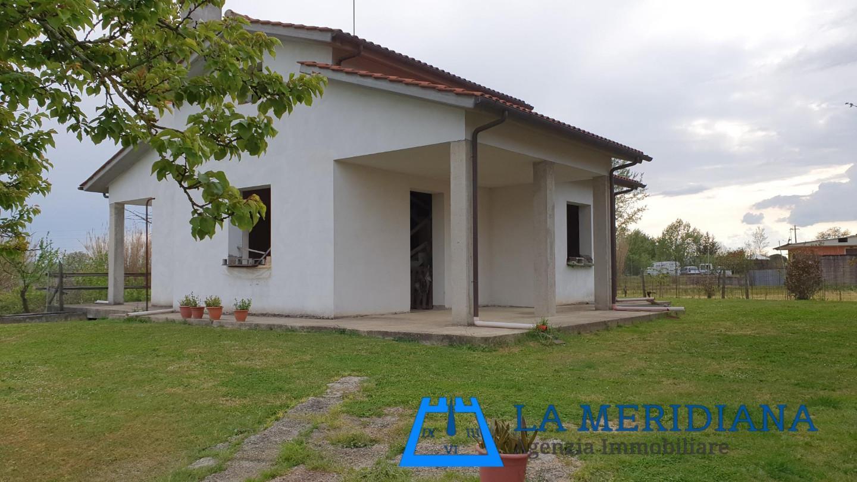 Villa singola a Larciano