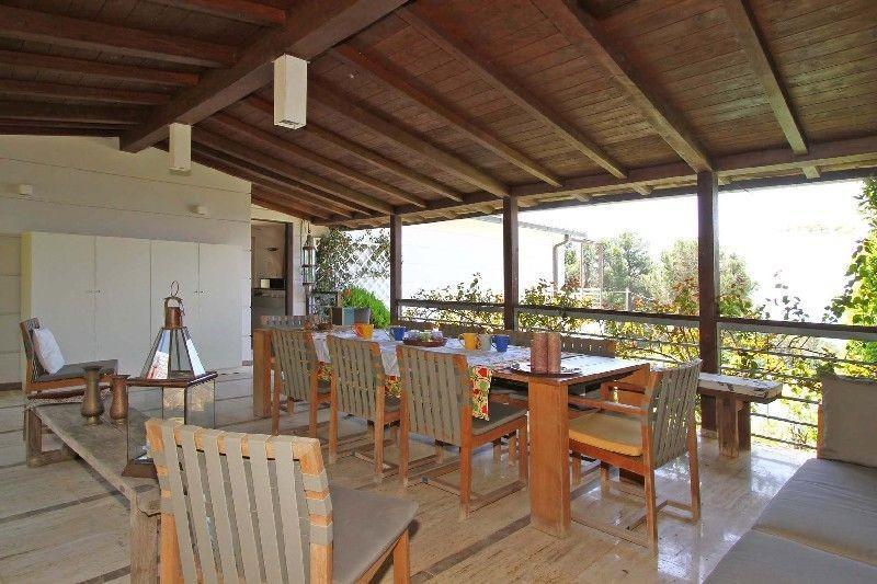 Villa singola in affitto, rif. Villa con piscina